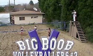 Big Boob Volleyballers #2 (Full Movie)