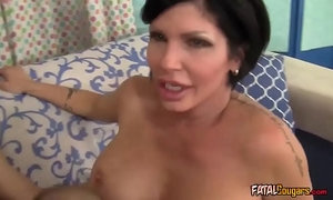 Banging my friend's mom