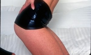 Wife masturbates because husband can t please her