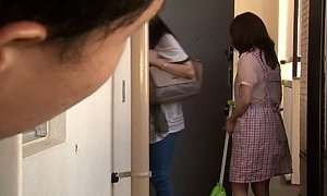 Misa Kudo in Pervert Wife part 1