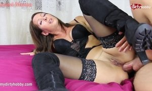 My Dirty Hobby - Intense anal fuck after long abstinence